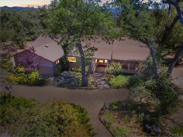 4861 Meadowridge Road, Santa Ysabel, CA 92070 (#NDP2107066) :: Swack Real Estate Group | Keller Williams Realty Central Coast