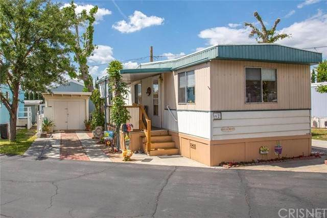 18204 Soledad Canyon Road #62, Canyon Country, CA 91387 (#SR21132846) :: REMAX Gold Coast