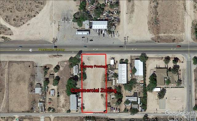 0 Pearblossom Hwy, Pearblossom, CA 93553 (#SR21132870) :: Team Forss Realty Group
