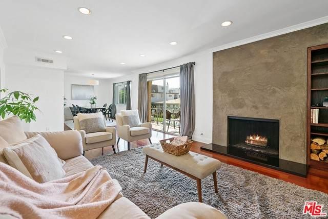 11718 Darlington Avenue #1, Los Angeles (City), CA 90049 (#21750766) :: The Miller Group