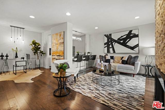 141 S Clark Drive #216, West Hollywood, CA 90048 (#21750562) :: Powerhouse Real Estate