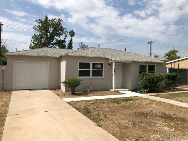 341 W 49th Street, San Bernardino, CA 92407 (#IV21132889) :: Blake Cory Home Selling Team