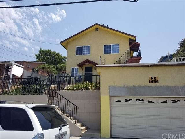638 S Bonnie Beach Place, Los Angeles (City), CA 90023 (#RS21132899) :: Team Tami