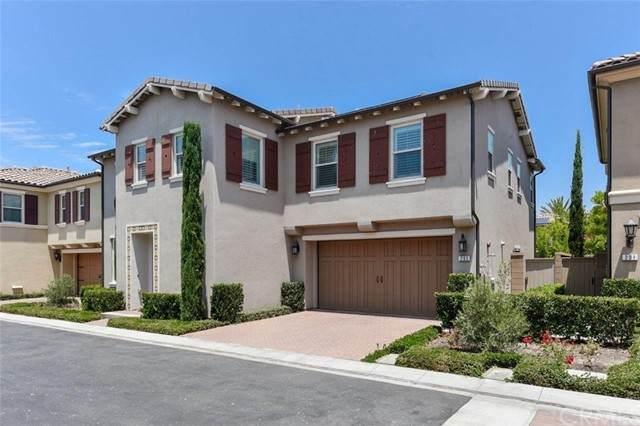 203 Desert Bloom, Irvine, CA 92618 (MLS #OC21120389) :: Desert Area Homes For Sale