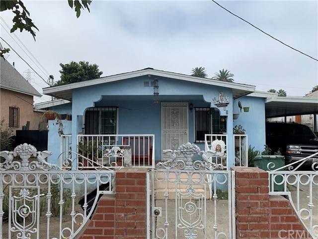8919 Elm Street, Los Angeles (City), CA 90002 (#IV21132971) :: Team Tami