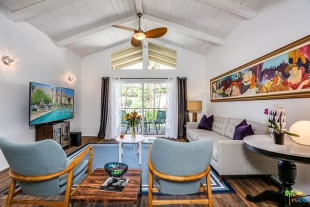 2240 S Palm Canyon Drive #28, Palm Springs, CA 92264 (#21750750) :: Blake Cory Home Selling Team
