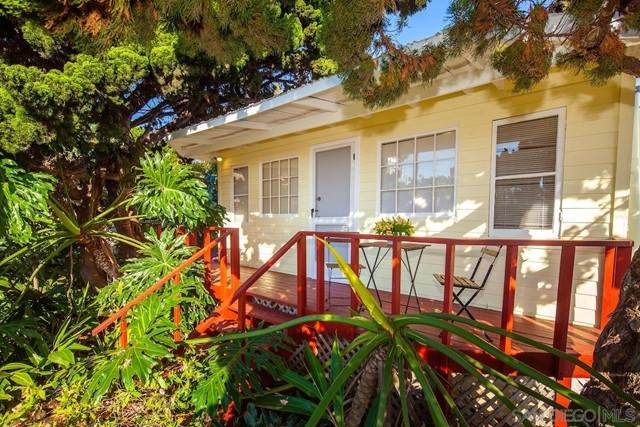 4541 Orchard Ave, San Diego, CA 92107 (#210016998) :: Cochren Realty Team | KW the Lakes