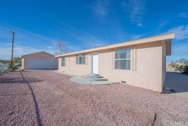 6468 Desert Knoll Avenue, 29 Palms, CA 92277 (#SW21132995) :: RE/MAX Empire Properties