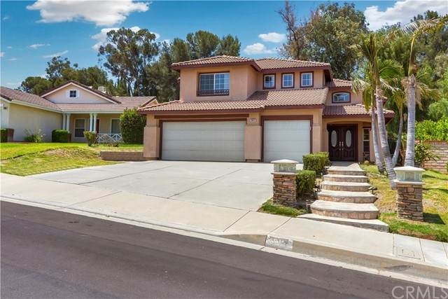 3012 Galloping Hills Road, Chino Hills, CA 91709 (#TR21133003) :: RE/MAX Masters