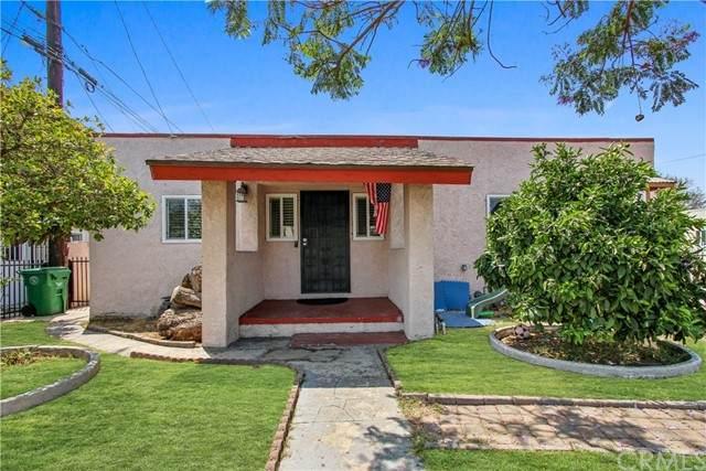 6847 Flora Avenue, Bell, CA 90201 (#CV21132575) :: Team Tami