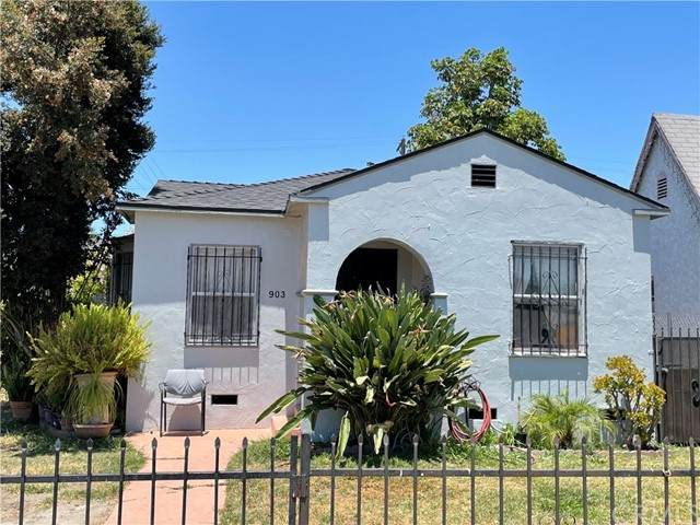 8120 Wadsworth Avenue, Los Angeles (City), CA 90001 (#DW21133027) :: Team Tami