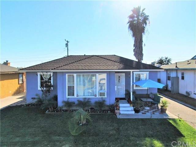 1618 W 136th Street, Compton, CA 90222 (#DW21133015) :: Hart Coastal Group