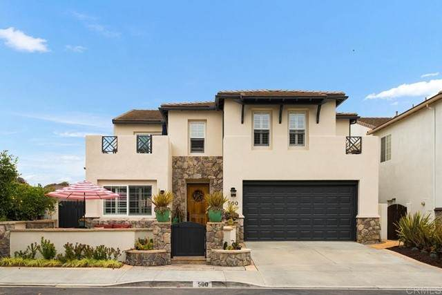 500 Rudder Ave., Carlsbad, CA 92011 (#NDP2107077) :: Steele Canyon Realty