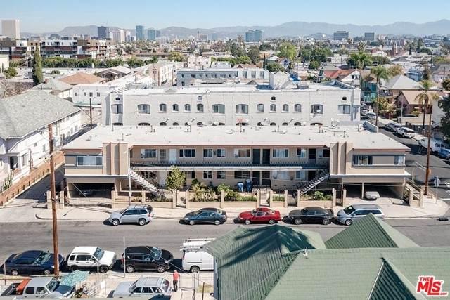 2205 W 15Th Street, Los Angeles (City), CA 90006 (#21750564) :: Blake Cory Home Selling Team