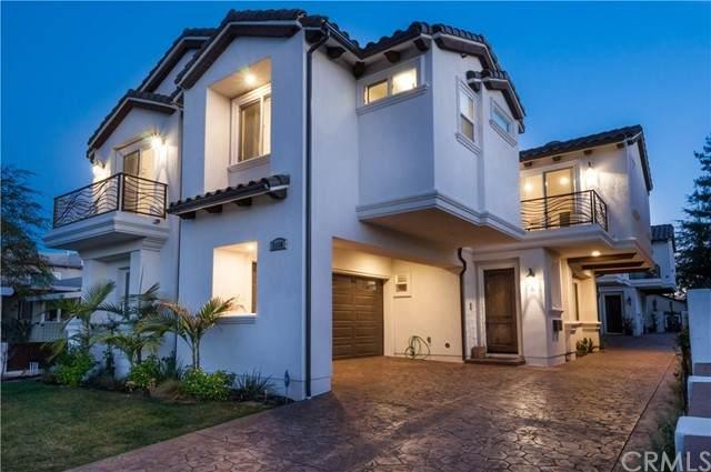 2110 Ernest Avenue A, Redondo Beach, CA 90278 (#SB21132960) :: Bathurst Coastal Properties