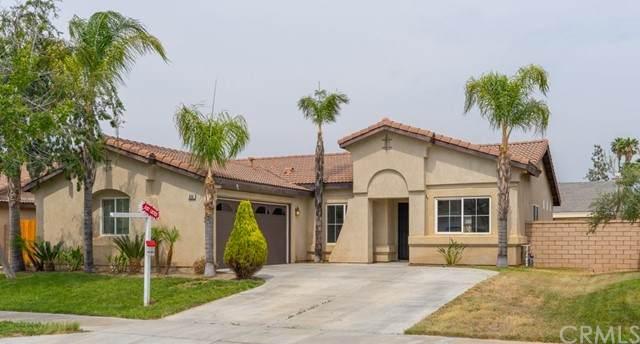 836 Roxanne Drive, Hemet, CA 92543 (#SW21130523) :: RE/MAX Empire Properties