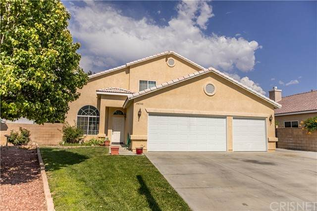 44148 Coral Drive, Lancaster, CA 93536 (#SR21133180) :: Team Forss Realty Group