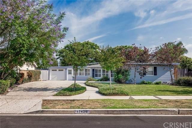 17420 Tulsa Street, Granada Hills, CA 91344 (#SR21132750) :: Blake Cory Home Selling Team