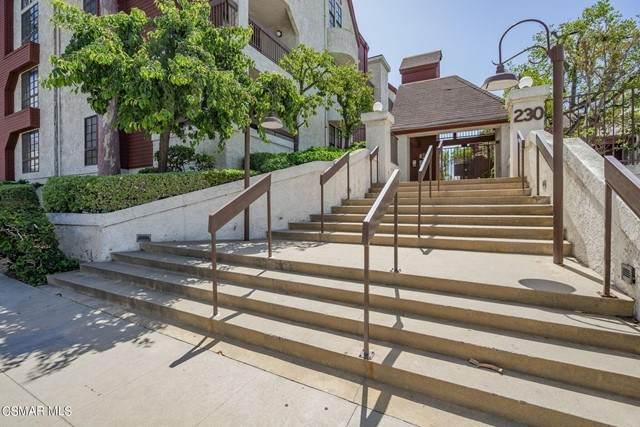 230 Bethany Road #208, Burbank, CA 91504 (#221003343) :: Blake Cory Home Selling Team