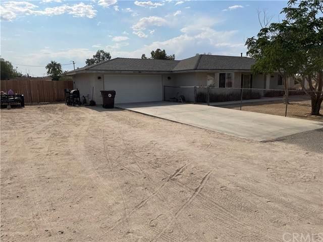 6732 Alpine Avenue, 29 Palms, CA 92277 (#PW21133225) :: The Laffins Real Estate Team