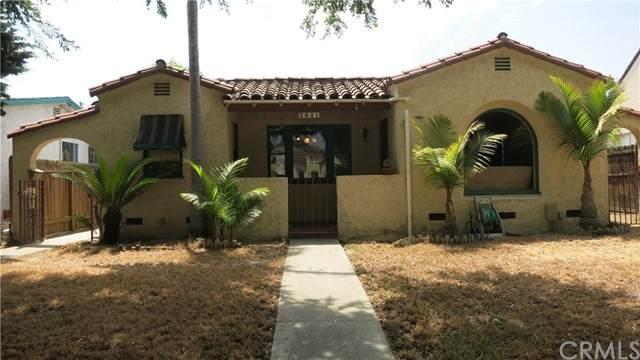 3641 3643 Lewis Avenue, Long Beach, CA 90807 (#SB21132375) :: Team Tami
