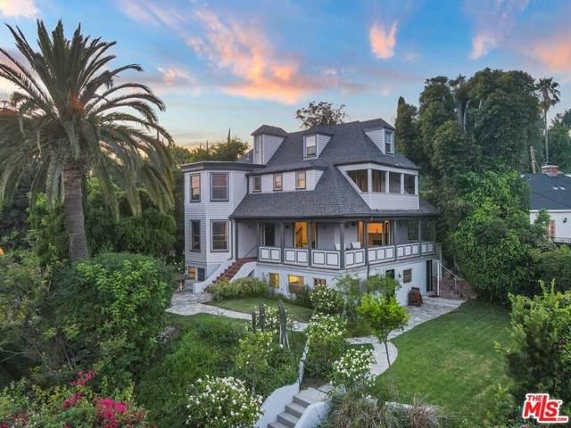 6235 Primrose Avenue, Los Angeles (City), CA 90068 (#21748098) :: Zutila, Inc.