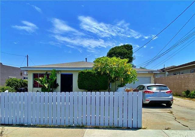 25316 Cypress Street, Lomita, CA 90717 (#PV21133261) :: The Miller Group