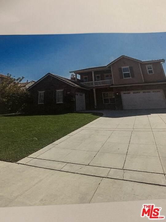 3759 Red Hawk Court, Simi Valley, CA 93063 (#21750930) :: Zen Ziejewski and Team