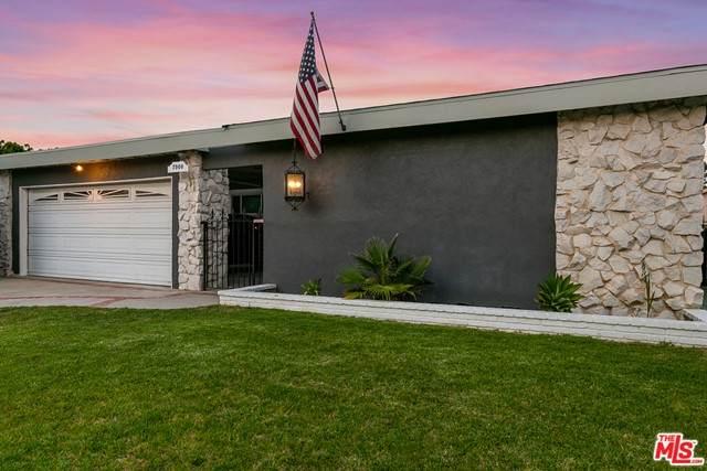 7900 Babcock Avenue, North Hollywood, CA 91605 (#21748760) :: Team Tami