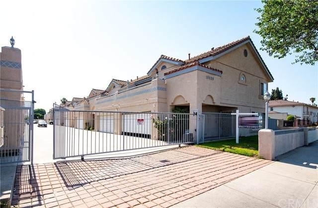 15539 Woodruff Avenue #6, Bellflower, CA 90706 (#DW21084602) :: Blake Cory Home Selling Team