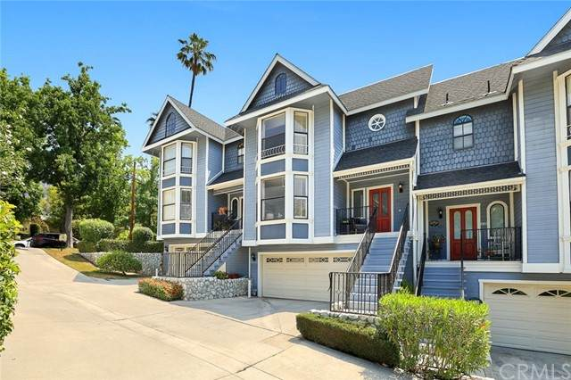436 Mariposa Avenue, Sierra Madre, CA 91024 (#AR21133240) :: The Kohler Group