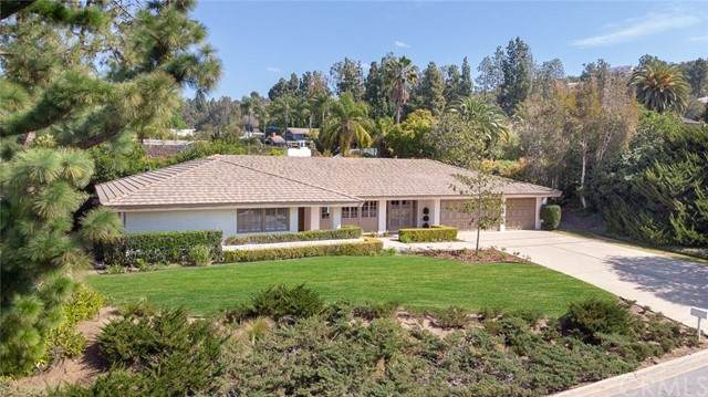 1321 Treasure Lane, North Tustin, CA 92705 (#OC21132615) :: First Team Real Estate