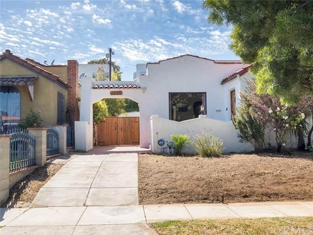 1623 Carmona Avenue, Los Angeles (City), CA 90019 (#SB21131939) :: TeamRobinson   RE/MAX One