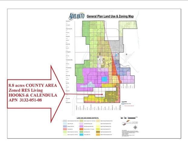 0 Hooks & Calendula Street, Adelanto, CA 92301 (#TR21133302) :: Amazing Grace Real Estate | Coldwell Banker Realty