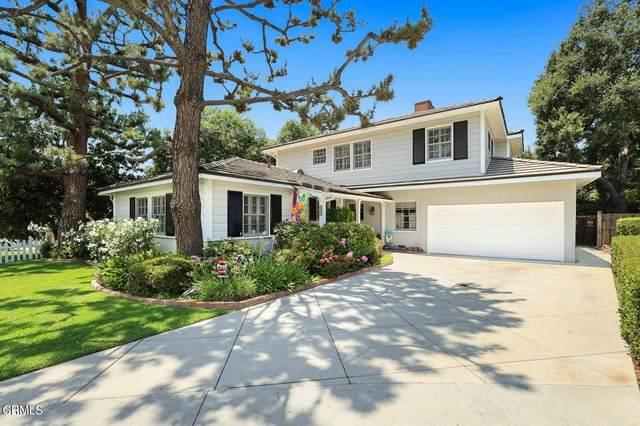 627 Santa Rosa Road, Arcadia, CA 91007 (#P1-5310) :: Blake Cory Home Selling Team