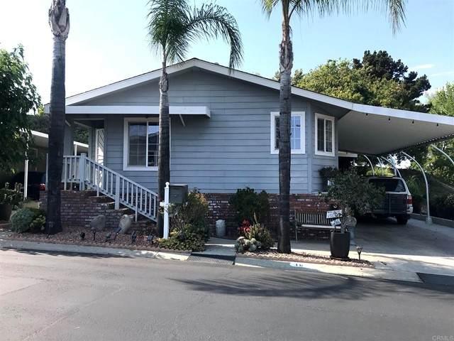 525 W El Norte Parkway W #199, Escondido, CA 92026 (#NDP2107101) :: The Laffins Real Estate Team