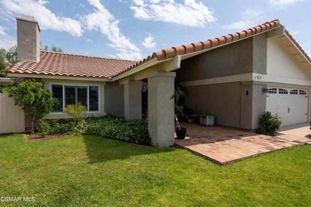 1707 Feather Avenue, Thousand Oaks, CA 91360 (#221003349) :: Steele Canyon Realty