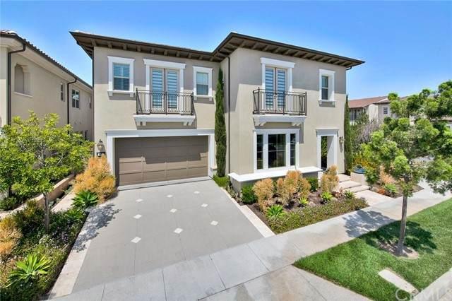 63 Sherwood, Irvine, CA 92620 (#OC21133455) :: Mark Nazzal Real Estate Group