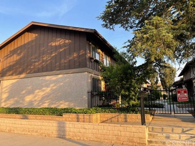 6667 Wilbur Avenue #37, Reseda, CA 91335 (#SR21073133) :: Swack Real Estate Group | Keller Williams Realty Central Coast