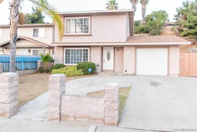 873 Banneker Drive, San Diego, CA 92114 (#210017062) :: Blake Cory Home Selling Team