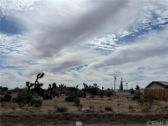 0 Surrey Avenue, Yucca Valley, CA 92284 (#JT21131818) :: Necol Realty Group