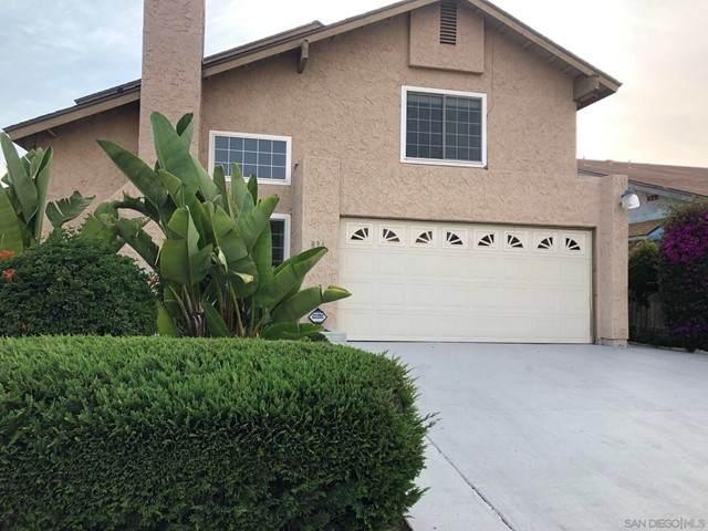 836 Firethorn St, San Diego, CA 92154 (#210017076) :: Blake Cory Home Selling Team