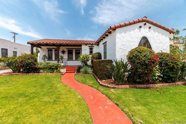 4350 Argos Drive, San Diego, CA 92116 (#210017079) :: Swack Real Estate Group | Keller Williams Realty Central Coast