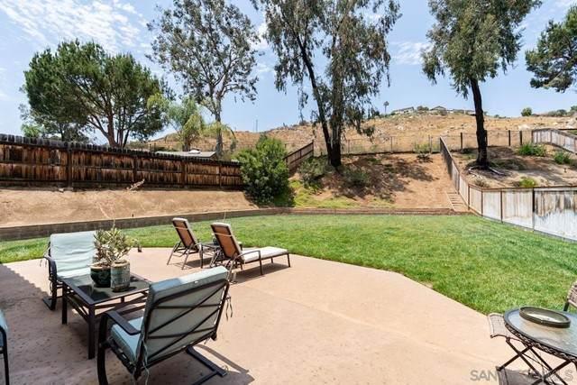 1805 Sea Pines, El Cajon, CA 92019 (#210017081) :: Blake Cory Home Selling Team