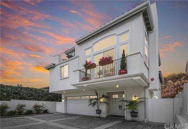 2606 Voorhees Avenue B, Redondo Beach, CA 90278 (#SB21126810) :: Bathurst Coastal Properties