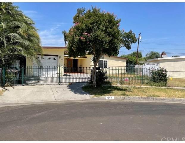 447 Foxworth Avenue, La Puente, CA 91744 (#WS21132417) :: RE/MAX Masters