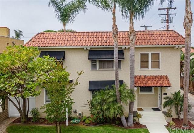 229 Euclid Avenue, Long Beach, CA 90803 (#PW21133114) :: Team Tami