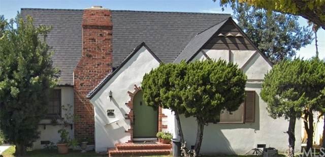 2659 Eucalyptus, Long Beach, CA 90806 (#OC21130378) :: Team Tami