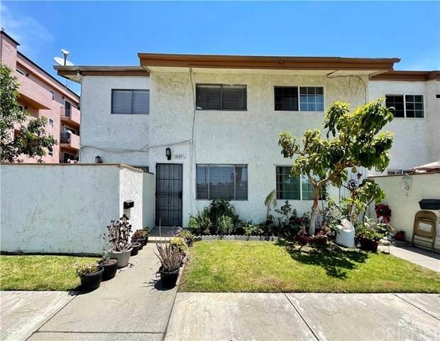 13130 Dronfield Avenue #1, Sylmar, CA 91342 (#SR21131426) :: Veronica Encinas Team