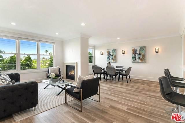 357 N Hayworth Avenue #303, Los Angeles (City), CA 90048 (#21750130) :: Blake Cory Home Selling Team